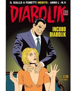Diabolik Anno 50 - N° 11 - Incubo Diabolik - Diabolik 2011 Astorina Srl