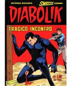Diabolik Swiisss - N° 136 - Tragico Incontro - Astorina Srl