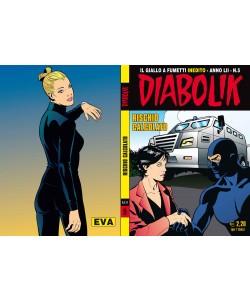 Diabolik Anno 52 - N° 5 - Rischio Calcolato - Diabolik 2013 Astorina Srl