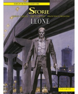Storie - N° 70 - Leone - Bonelli Editore