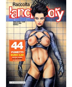 Lanciostory Raccolta - N° 456 - Lanciostory Raccolta 456 - Editoriale Aurea