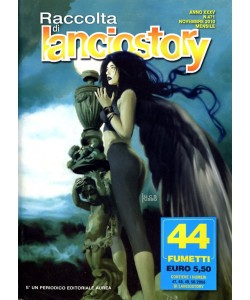 Lanciostory Raccolta - N° 471 - Lanciostory Raccolta - Editoriale Aurea