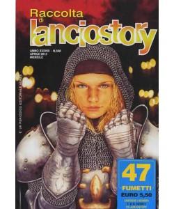 Lanciostory Raccolta - N° 500 - Lanciostory Raccolta - Editoriale Aurea
