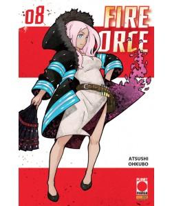 Fire Force - N° 8 - Fire Force - Manga Sun Planet Manga