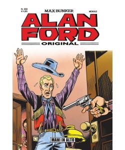 Alan Ford - N° 590 - Mani In Alto - Alan Ford Original 1000 Volte Meglio Publishing