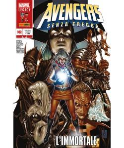Avengers - N° 102 - Avengers - Marvel Italia