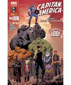 Capitan America (Nuova Serie) - N° 100 - Capitan America 100 - Marvel Italia