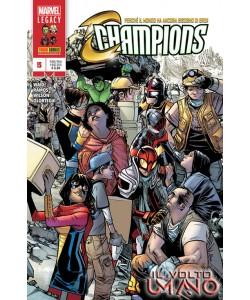 Champions - N° 15 - Champions - Marvel Italia