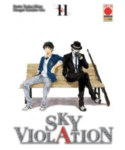 Sky Violation - N° 11 - Sky Violation - Manga Drive Planet Manga