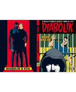 Diabolik Anno 52 - N° 12 - Ricatto Senza Fine - Diabolik 2013 Astorina Srl