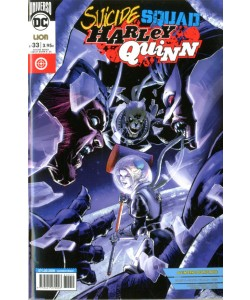 Suicide Squad/Harley Quinn - N° 55 - Suicide Squad/Harley Quinn 33 - Rw Lion