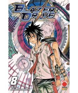 Blazer Drive (M9) - N° 8 - Blazer Drive - Manga Hero Planet Manga
