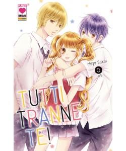 Tutti Tranne Te! (M5) - N° 3 - Tutti Tranne Te! - I Love Japan Planet Manga