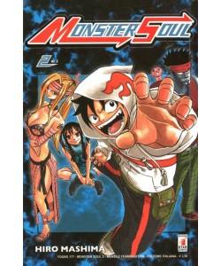 Monster Soul - N° 2 - Monster Soul (M2) - Young Star Comics