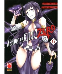 Akame Ga Kill! Zero - N° 6 - Akame Ga Kill! Zero - Manga Blade Planet Manga