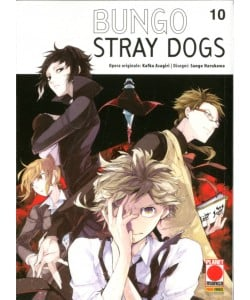 Bungo Stray Dogs - N° 10 - Bungo Stray Dogs - Manga Run Planet Manga