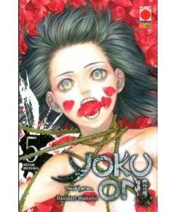 Yoku-Oni Desideri Diabolici - N° 5 - Yoku-Oni Desideri Diabolici - Manga Superstars Planet Manga