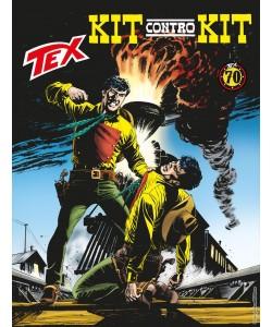 Tex Gigante - N° 694 - Kit Contro Kit - Bonelli Editore