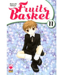 Fruits Basket - N° 11 - Fruits Basket - Manga Kiss Planet Manga
