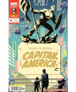 Capitan America (Nuova Serie) - N° 101 - Capitan America - Marvel Italia
