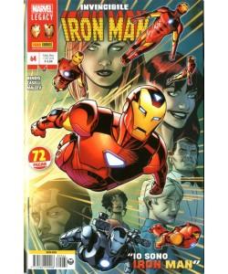 Iron Man - N° 64 - Invincibile Iron Man - Marvel Italia