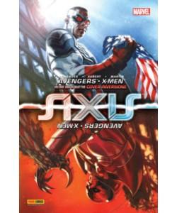 Marvel Miniserie - N° 157 - Avengers & X-Men: Axis 1 (M4) - Cover Inversione - Avengers & X-Men Marvel Italia