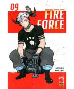 Fire Force - N° 9 - Fire Force - Manga Sun Planet Manga