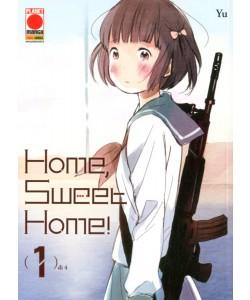 Home Sweet Home! (M4) - N° 1 - Home Sweet Home! - Kodama Planet Manga