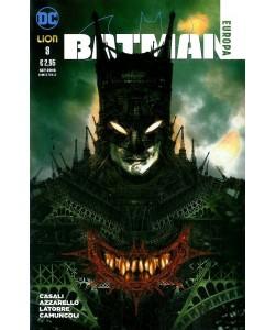 Batman Europa - N° 3 - Batman Europa - Dc Bad World Rw Lion