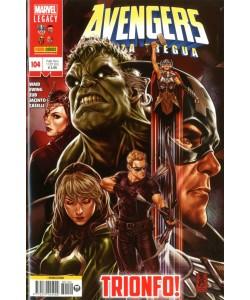 Avengers - N° 104 - Avengers - Marvel Italia