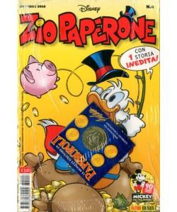 Zio Paperone - N° 4 - Zio Paperone - Panini Disney