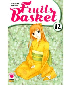 Fruits Basket - N° 12 - Fruits Basket - Manga Kiss Planet Manga