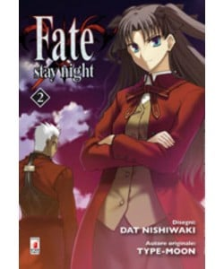 Fate Stay Night - N° 2 - Fate Stay Night - Zero Star Comics