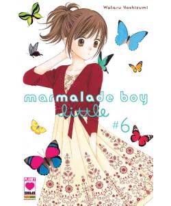 Marmalade Boy Little - N° 6 - Marmalade Boy Little - Manga Rainbow Planet Manga
