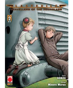 Last Exile Travellers Of The Hourglass - N° 2 - Last Exile Travellers Of The Hourglass - Manga One Planet Manga
