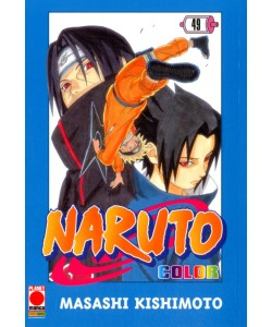 Naruto Color - N° 49 - Naruto Color - Planet Manga