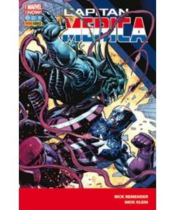 Capitan America (Marvel Now!) - N° 21 - Capitan America E I Nuovissimi Invasori - Capitan America Marvel Italia