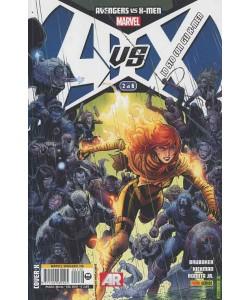Marvel Miniserie - N° 130 - Avx 2 (M6) - Cover X-Men - Avx Marvel Italia