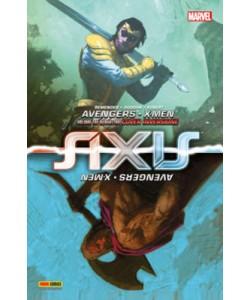 Marvel Miniserie - N° 159 - Avengers & X-Men: Axis 3 (M4) - Cover Inversione - Avengers & X-Men Marvel Italia