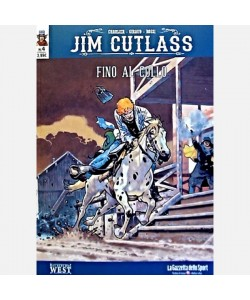 Gli albi del West - Jim Cutlass