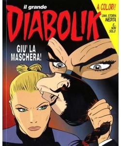 Diabolik Il Grande - N° 22 - Giu' La Maschera - Il Grande Diabolik 2010