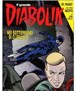 Diabolik Il Grande - N° 24 - Nei Sotterranei Di Clerville - Il Grande Diabolik 2011