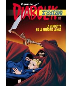 Diabolik Il Grande - N° 26 - La Vendetta Ha La Memoria Lunga - Il Grande Diabolik 2011