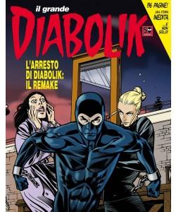 Diabolik Il Grande - N° 27 - L'Arresto Di Diabolik - Il Remake - Il Grande Diabolik 2012