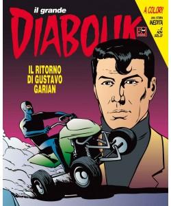 Diabolik Il Grande - N° 28 - Il Ritorno Di Gustavo Garian - Il Grande Diabolik 2012