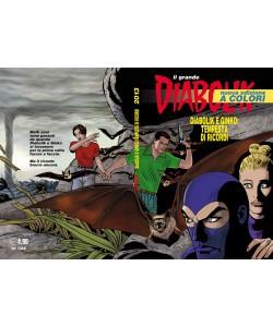 Diabolik Il Grande - N° 32 - Diabolik E Ginko: Tempesta Di Ricordi - Il Grande Diabolik 2013