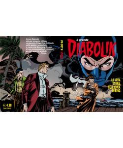 Diabolik Il Grande - N° 33 - La Vera Storia Dell'Isola Di King - Il Grande Diabolik 2014