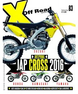 X OFF ROAD N. 0083