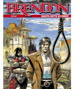Brendon  - N° 76 - Questa Notte Ucciderò -