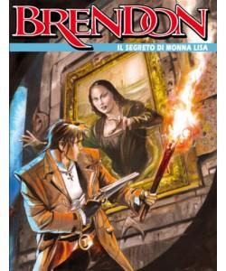 Brendon  - N° 77 - Il Segreto Di Monna Lisa -